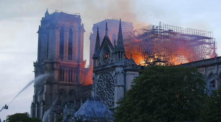Notre-Dame Cathedral to celebrate first Mass since April fire