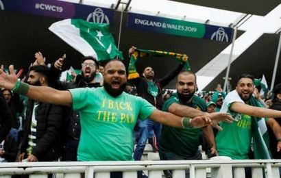Pakistan fans on Twitter say they'll back India in the game against England