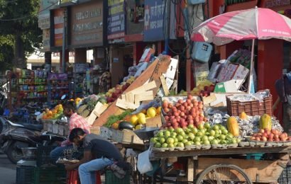 Hawkers' hub in Ranchi to become no-vending zone | india news | Hindustan Times