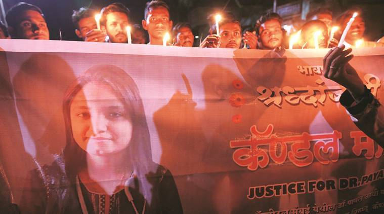 Payal Tadvi: The 'strong', 'bold' girl, broken allegedly by caste
