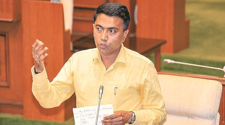 Goa government orders implementation of EWS quota in jobs, education