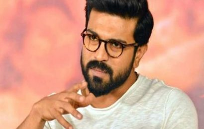 Ram Charan reaches USA to take up new mission