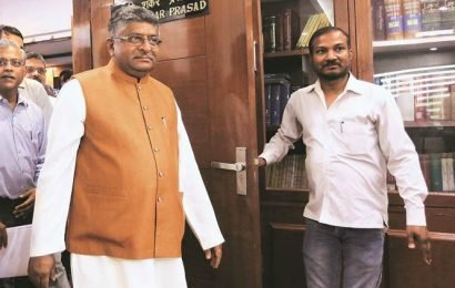 Will move Cabinet note soon on revival package for BSNL & MTNL, says Ravi Shankar Prasad