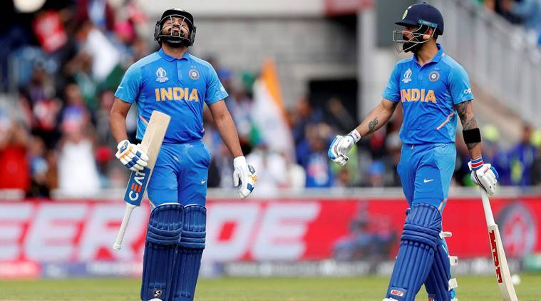 'It's happening for a reason,' India players react to Rohit Sharma's century vs Pakistan