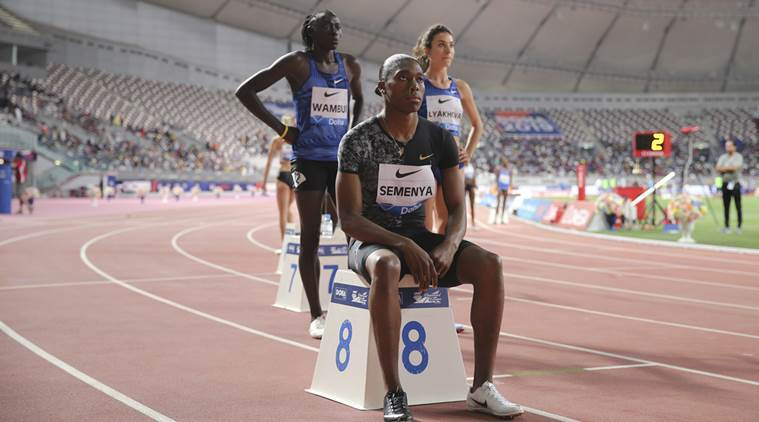 South African federation joins Caster Semenya appeal over CAS verdict