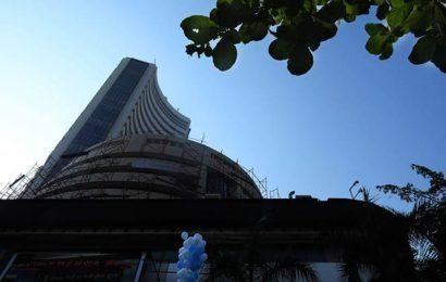 Sensex, Nifty start on a cautious note; Rupee opens flat at 69.58 vs USD
