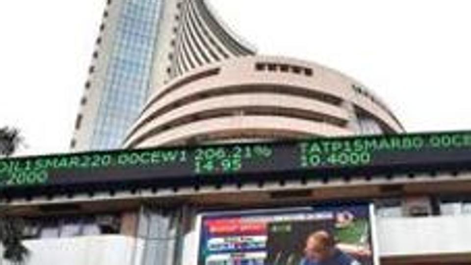 Sensex drops over 150 points, Nifty below 11,800