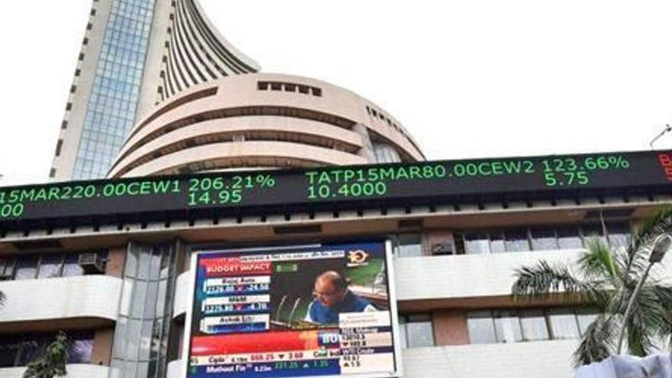 Sensex, Nifty end higher for third day in a row
