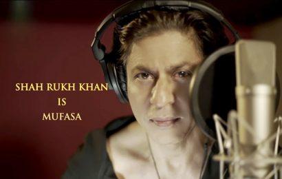 The Lion King Hindi version: Shah Rukh Khan as Mufasa gives perfect life lesson to Simba