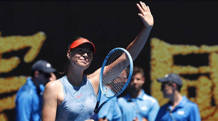 Returning Maria Sharapova inspired by 'ultimate fighter' Rafael Nadal