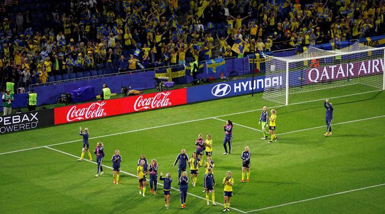 FIFA World Cup: US top group F, Sweden qualify despite loss; Thailand, Chile eliminated