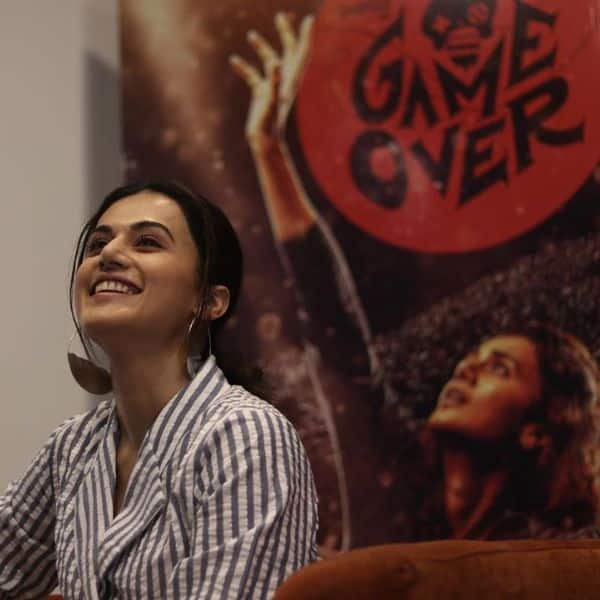 Taapsee Pannu's Game Over is like a 'sandwich stuffing' between Bharat and Men In Black: International – here's how   Bollywood Life