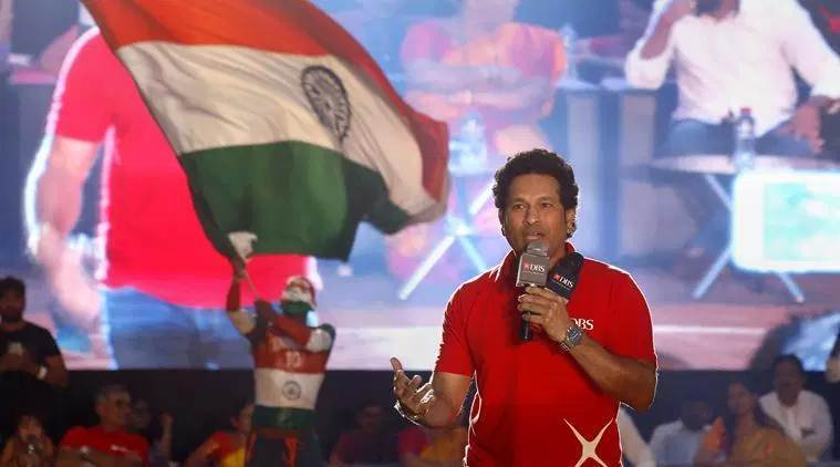Sachin Tendulkar thanks PM Modi for 'promoting' cricket