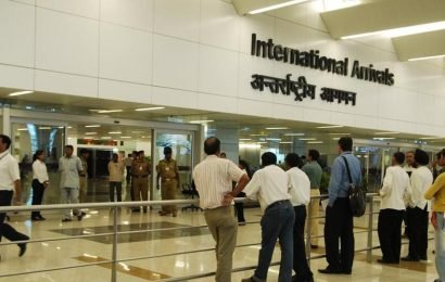 Two nabbed with foreign currency at IGI Airport