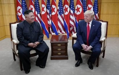 After surprise Trump-Kim meeting, US and North Korea to reopen talks