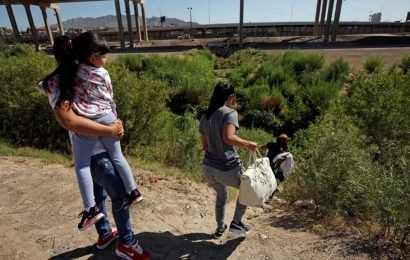 Border deaths in Texas show preview of the Summer as migrant inflow rises