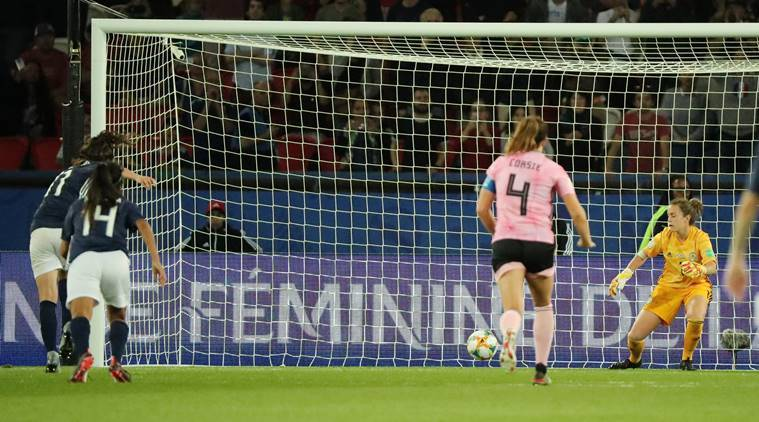 FIFA Women's World Cup: Goalkeepers to avoid bookings for stepping off line in shootouts, says IFAB