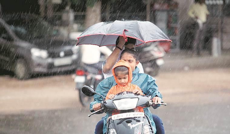 Cyclone Vayu: Rain comes as 'blessing' for Kharif crops