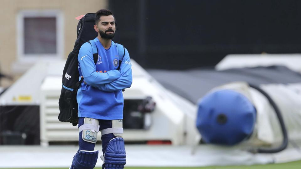 Nottingham weather today, India vs New Zealand World Cup 2019 – Rain may force delayed start