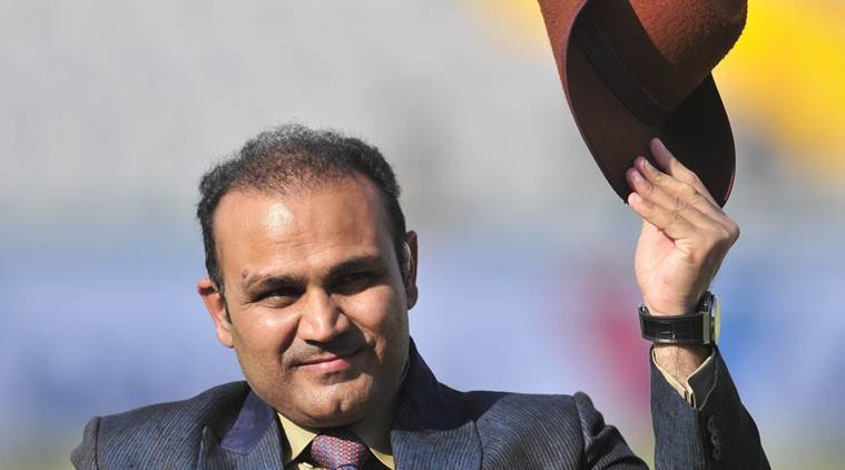 'Leaders are born, not made': Virender Sehwag