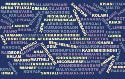 Northeast India has the highest number of tribal languages, reveals Census