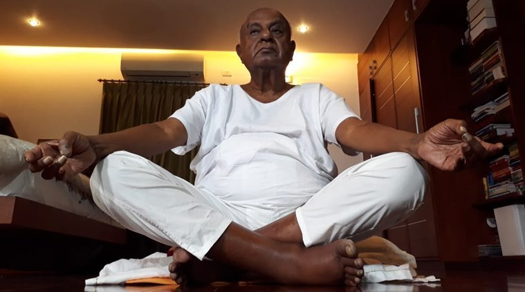 No doubt there will be mid-term polls in Karnataka: Deve Gowda