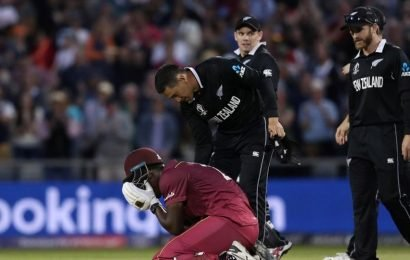 ICCWorld Cup 2019: New Zealand fined for slow over rate in win over West Indies