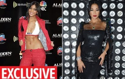 Is this the secret behind Nicole Scherzinger's changing face?