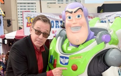 Toy Story's Tim Allen got into comedy during prison sentence after cocaine bust