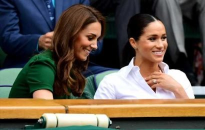 This Meghan & Kate Relationship Update Will Make You Laugh At All The Feud Rumors
