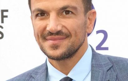 Peter Andre brushes off awkward Katie Price question on GMB