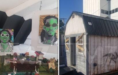 T.I.'s Lil Trap House Pop-up Hits L.A.