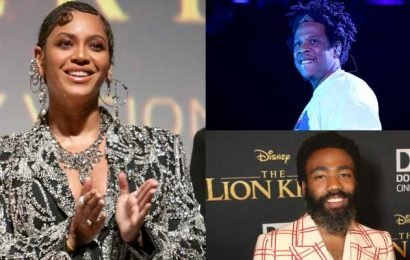 Beyonce's 'Lion King' Album Set To Feature Jay-Z, Childish Gambino & More – See Tracklist Here!