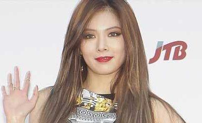 K-Pop Star HyunA Responds to Lip Augmentation Rumors