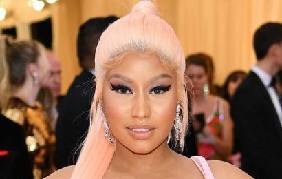 Nicki Minaj Unleashes on Twitter After Being Accused of Not Supporting Other Female Rappers