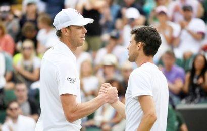 Wimbledon PICS: Thiem suffers Querrey defeat