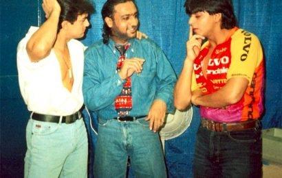 Aamir's COOL #THROWBACK Pix!