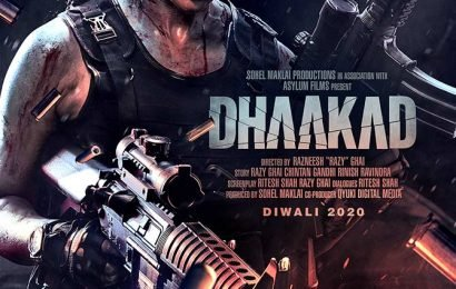 Kangana playing a Mad Max-like character in Dhaakad?