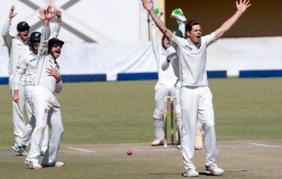 Cricket Buzz: NZ name spin quartet for Sri Lanka tour