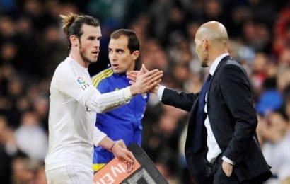 Zidane defends his comments about Bale