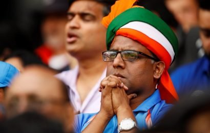 India's shock loss claims life of cricket fan in Bengal