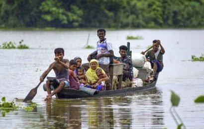 7 dead, over 14 lakh affected in Assam flood