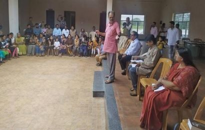Kuvempu, Bendre highlighted importance of nature, says Chenni