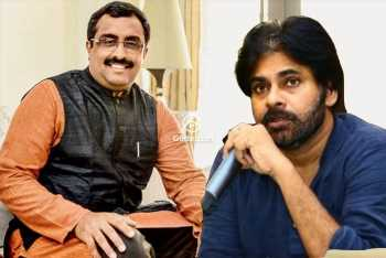 Talk of the town: Pawan's meeting with Ram Madhav!