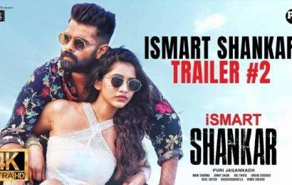 Trailer: Ram, Nidhhi & Nabha's ispecial romance