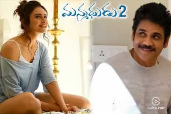 Huge Betting On Manmadhudu 2 In The USA!
