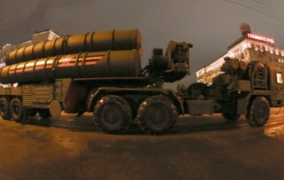 Russia to deliver S-400 by April 2023: Govt