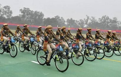 At 72nd Raising Day, officers remember martyrs