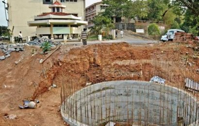 University advises colleges to take up rainwater harvesting immediately