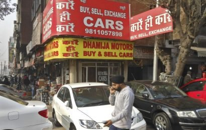 How used car market players are beating the blues